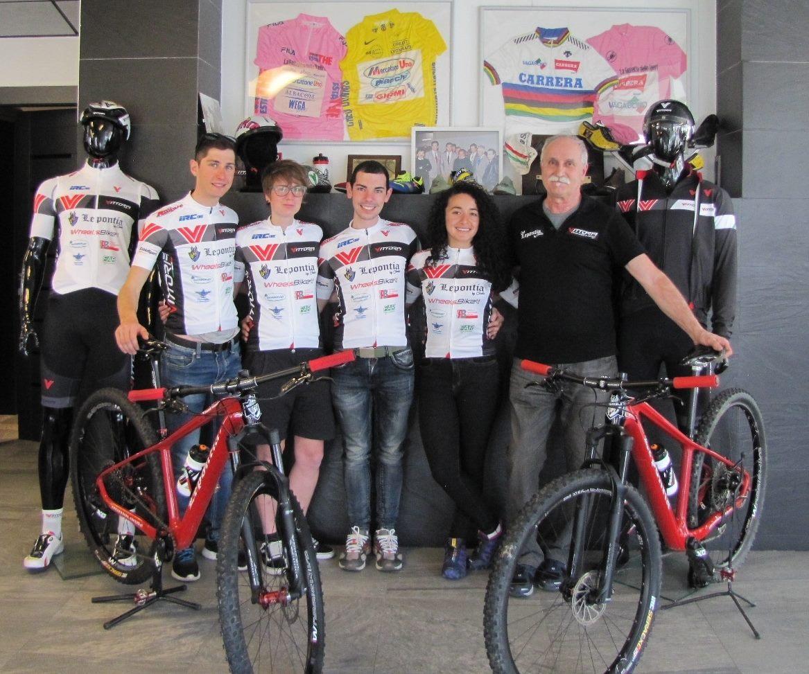 Definito il Team per il 2018 – Vittoria Lepontina Racing Team