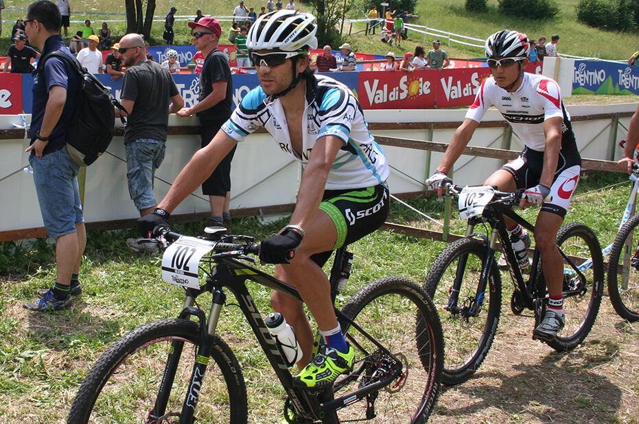 Coppa del mondo XCO e Promenado bike Coppa Piemonte