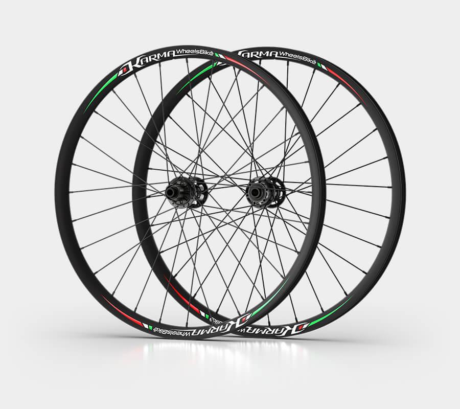 ruote MTB carbonio 29 - wheelsbike