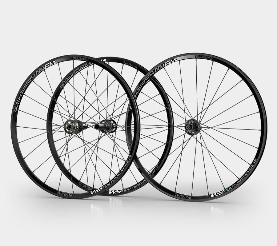 ruote handbike alluminio 26 pollici - wheelsbike