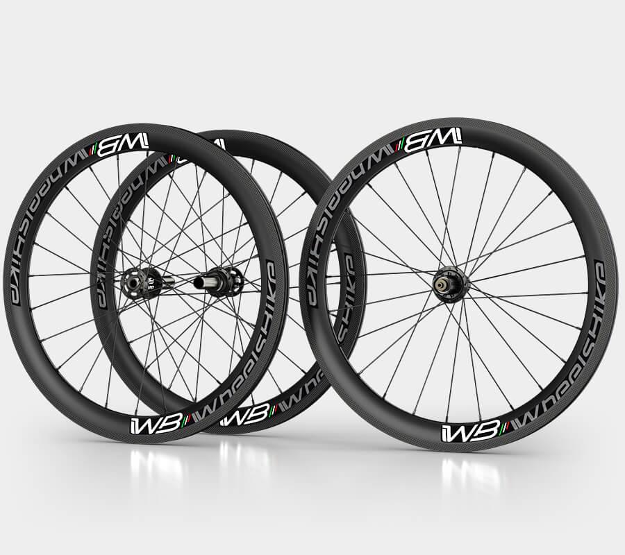 ruote handbike carbon 26 pollici - wheelsbike