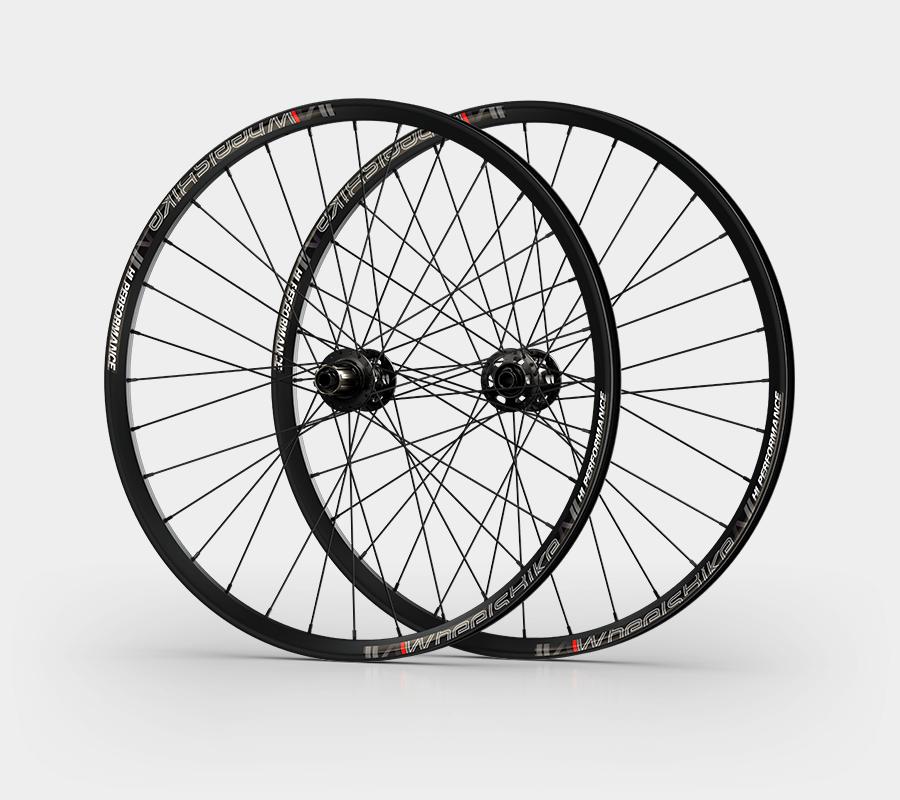 set ruote alluminio mtb hi performance