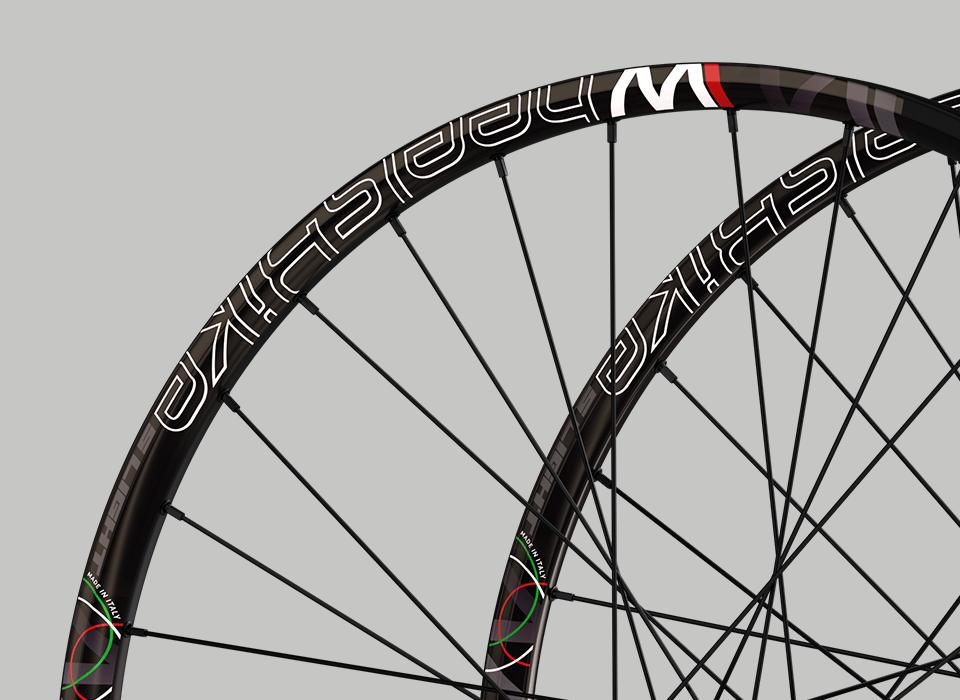 set ruote alluminio mtb slight cerchio