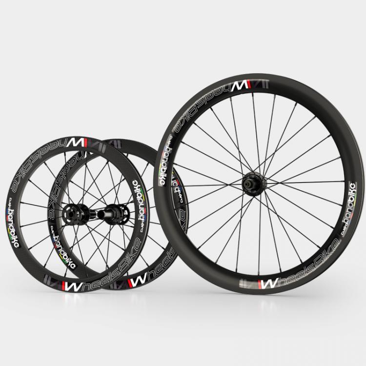Ruote Handbike Carbonio Slight 20″+26″