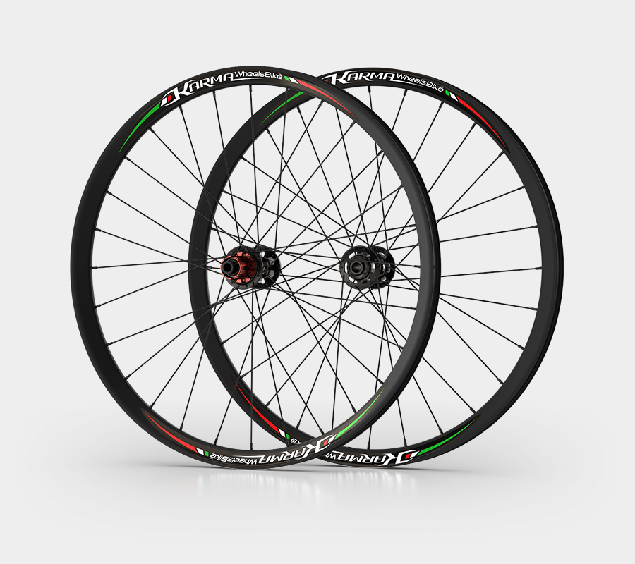 MTB Carbon Wheels karma black